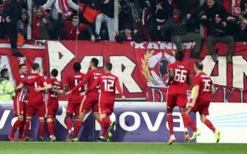 Θεμέλια νίκης για τον Ολυμπιακό, 3-1 με τον Χασάν επί της ΑΕΚ