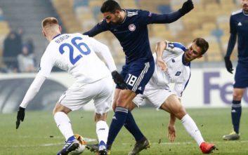 Ενοχλημένοι από την διαιτησία του ματς με τη Ντιναμό οι «ερυθρόλευκοι»