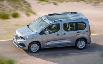 Το Opel Combo αναδείχθηκε «Best Buy Car of Europe 2019»