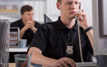 Αυτή ήταν ίσως η πιο περίεργη κλήση που δέχτηκε ποτέ η αστυνομία