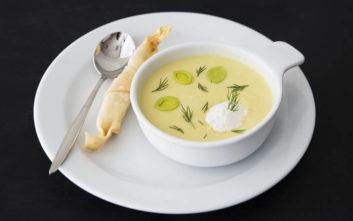 Σούπα παρμαντιέ