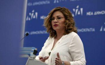 Σπυράκη: Την κ. Δούρου θα την οδηγήσουν σε παραίτηση οι πολίτες σε 81 μέρες