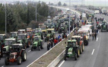 Πού έχουν στήσει τα μπλόκα τους οι αγρότες