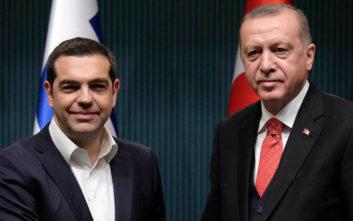 Spiegel για Τσίπρα - Ερντογάν: Τσακώνονται αλλά χρειάζονται ο ένας τον άλλο