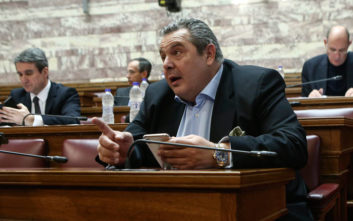 Ο Καμμένος ζητά 180 ψήφους για την ένταξη της ΠΓΔΜ στο ΝΑΤΟ