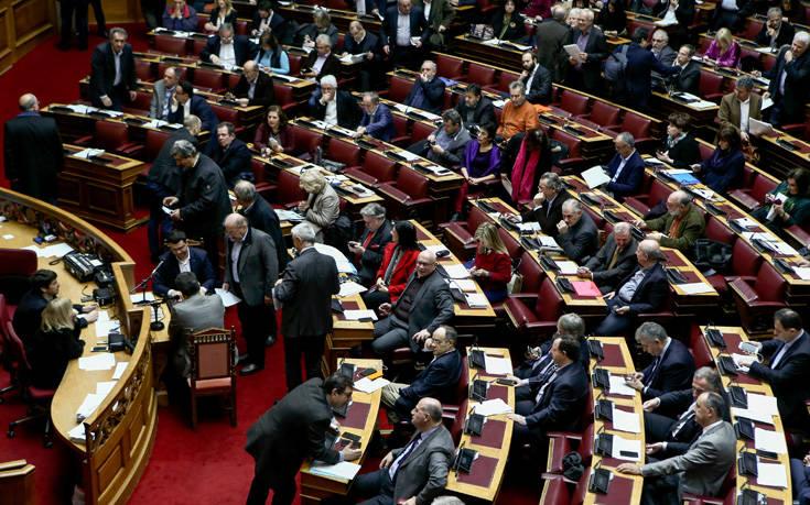 Οι κυβερνητικοί «αντάρτες» στη ψηφοφορία για την συνταγματική αναθεώρηση