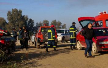 Βρέθηκε το αγροτικό όχημα του 61χρονου που αγνοείται στην Κρήτη