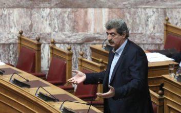 Παύλος Πολάκης για κριτική «συντρόφων και συναγωνιστών»: Δεν μαλώνω, ο εχθρός είναι απέναντι