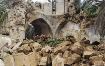 Σημαντικό βυζαντινό μνημείο κατέρρευσε στην Κύπρο
