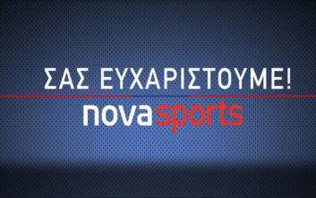 Το κανάλι του Novasports.gr στο YouTube ξεπέρασε τους 100 χιλιάδες συνδρομητές