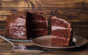 Σοκολατένιο κέικ «του διαβόλου»