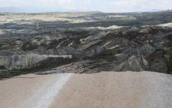 Αποζημιώσεις 42,4 εκατ. ευρώ για ζημιές μετά από κατάρρευση ορυχείου