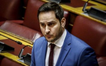Γεωργιάδης: Θα απέχουμε από την ψηφοφορία για τη Συνταγματική Αναθεώρηση