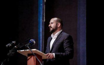 Αποδοκίμασαν Τζανακόπουλο και Δανέλλη στο Ηράκλειο για τη Συμφωνία των Πρεσπών