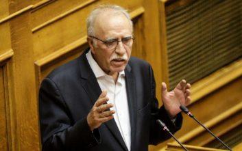 Βίτσας: Η Ελλάδα δεν υποχωρεί ούτε εκατοστό στα κυριαρχικά της δικαιώματα