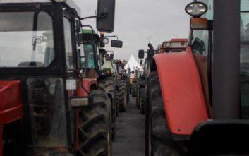 Αγρότες θα αποκλείσουν με τρακτέρ την Εγνατία στη ΔΕΘ