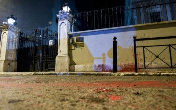 Καταδίκη από το ελληνικό ΥΠΕΞ της επίθεσης στην Ιταλική πρεσβεία