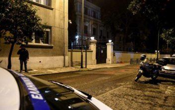 Προσαγωγές μετά την επίθεση του Ρουβίκωνα στην Ιταλική πρεσβεία