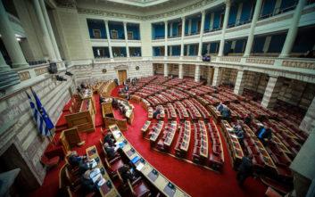 Ξεκίνησε η ψηφοφορία για τις αναθεωρητέες διατάξεις του Συντάγματος