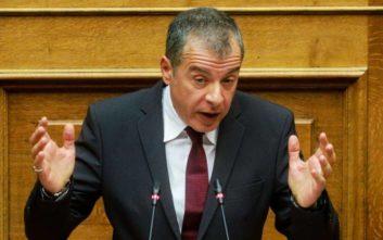 Θεοδωράκης: Το Ποτάμι δεν έχει κομματικούς μηχανισμούς