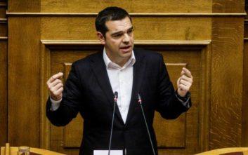Αλέξης Τσίπρας: Ανακοινώνει πακέτο παροχών στο Ζάππειο