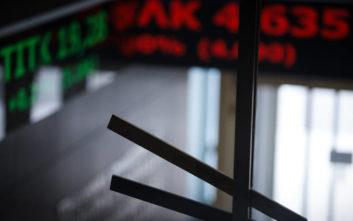 Χρηματιστήριο: Κόντρα στο καθοδικό ρεύμα των ευρωπαϊκών αγορών