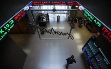 Χρηματιστήριο Αθηνών: Μια ανάσα από τις 850 μονάδες