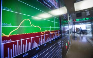 Χρηματιστήριο Αθηνών: Μικρή πτώση 0,20% με πενιχρό τζίρο