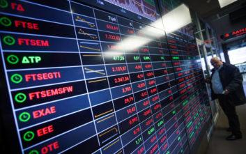 Χρηματιστήριο: Ήπια υποχώρηση