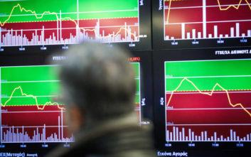 Χρηματιστήριο Αθηνών: Πτωτικές τάσεις στο κλείσιμο της αγοράς