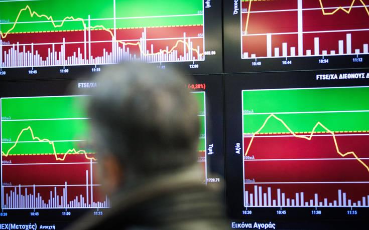 Χρηματιστήριο Αθηνών: Άνοιγμα με ανοδικές τάσεις