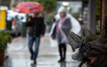 Καιρός: Πενθήμερο με βροχές και κατά τόπους έντονα φαινόμενα