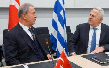 Επιχείρηση αποκλιμάκωσης της έντασης με την Τουρκία από τον Ευάγγελο Αποστολάκη