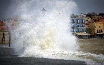 Έρχεται νέο κύμα κακοκαιρίας με βροχές, καταιγίδες και σκόνη