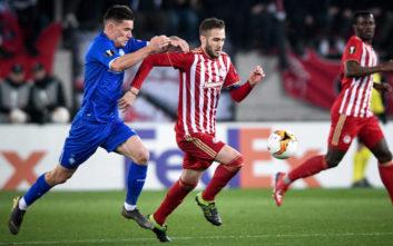 Η Ντιναμό Κιέβου εκτιμά καλό ποδοσφαιρικό καιρό την ημέρα του αγώνα