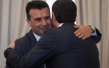 Ζάεφ: Είμαι «Μακεδόνας» από τη Βόρεια Μακεδονία και μιλάω «μακεδονικά»