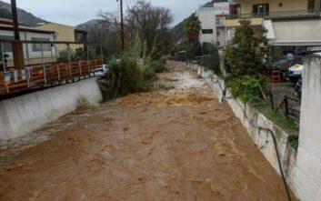 Για πρώτη φορά στην Ελλάδα σύστημα θα προειδοποιεί για πλημμύρες