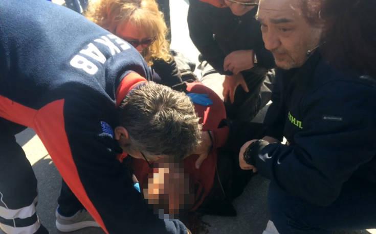 Πέντε τραυματίες από τα επεισόδια στην Πτολεμαΐδα