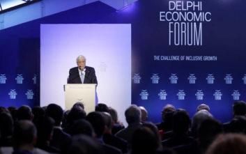 Παυλόπουλος: Γεμάτη αντιφάσεις η σχέση του ανθρώπου με τα επιτεύγματα της τεχνολογίας