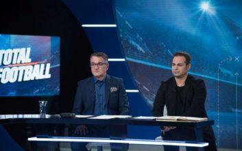 Το ντέρμπι Ολυμπιακός - ΑΕΚ στο τραπέζι του Total Football