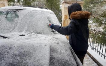 Καιρός: Νέα επιδείνωση από την Τρίτη, κρύο και χιόνια