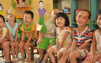 O μοναδικός βορειοκορεάτικος παιδικός σταθμός στο Βιετνάμ αναμένει τον Κιμ Γιονγκ Ουν