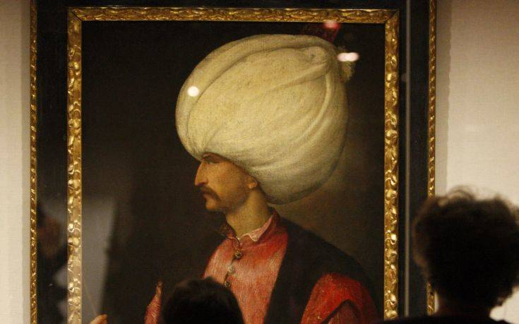 Στο φως οι ερωτικές επιστολές της Χιουρέμ στον Σουλεϊμάν τον Μεγαλοπρεπή