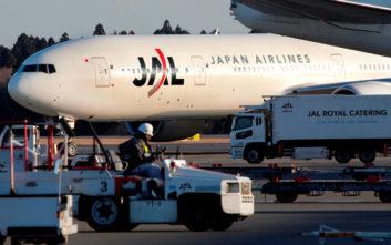 Αεροπλάνο με 201 επιβαίνοντες βγήκε εκτός πορείας στο αεροδρόμιο του Τόκιο