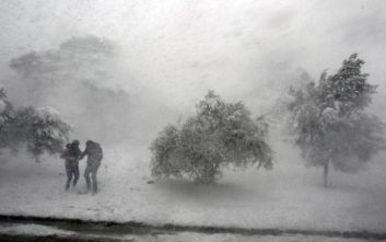 Τι να κάνετε σε περίπτωση θυελλωδών ανέμων, χιονιά και παγετού