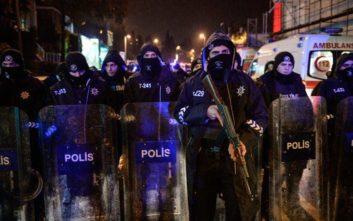 «Αξιοσημείωτα ρεαλιστική»ηέκθεση που απονέμει στην Τουρκία τον χειρότερο βαθμό στον σεβασμό των θεμελιωδών δικαιωμάτων