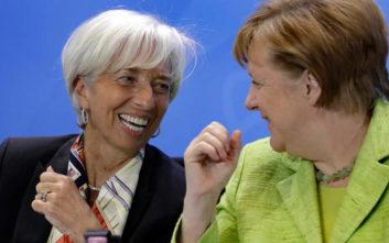 «Το ΔΝΤ πιθανόν να αναθεωρήσει πτωτικά την πρόβλεψή για τον ρυθμό ανάπτυξης της Γερμανίας»