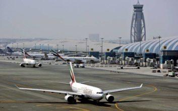 Συναγερμός στο αεροδρόμιο του Ντουμπάι