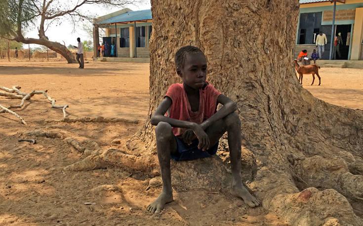 «Καμπανάκι» της Unicef για τα παιδιά – στρατιώτες