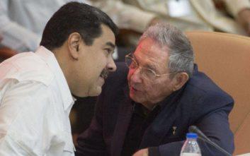Η Κούβα καταγγέλλει ότι οι ΗΠΑ ετοιμάζουν «στρατιωτική περιπέτεια» κατά της Βενεζουέλας